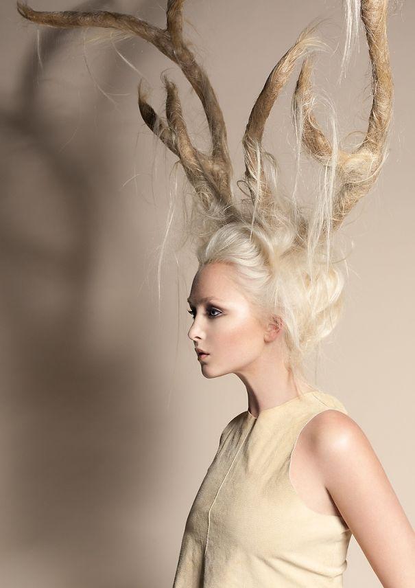 Antler Hair