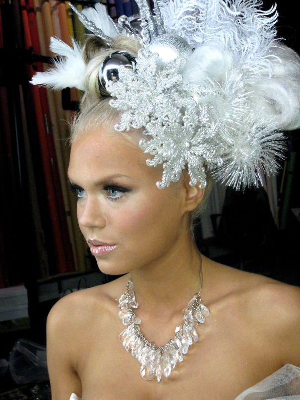 Snow Queen Hairstyle