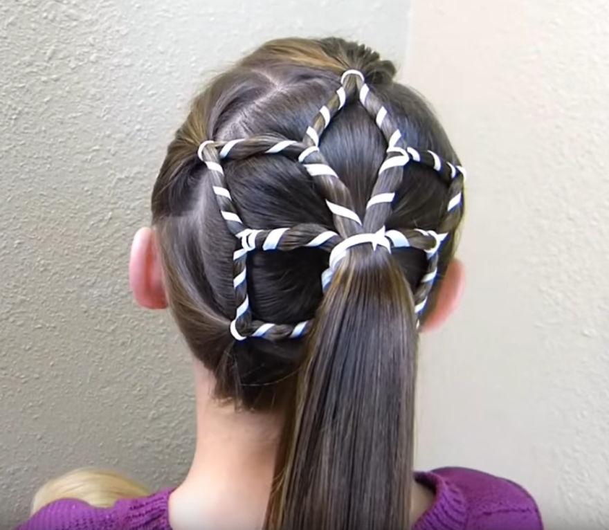 Snowflake braid