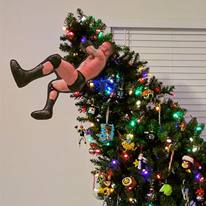 10+ Of The Most Creative Christmas Tree Toppers Ever