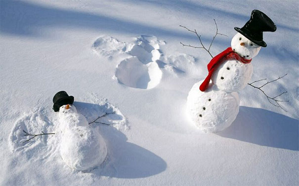 I Advise You Not To Worry About The Snowmen | The Return of the ...