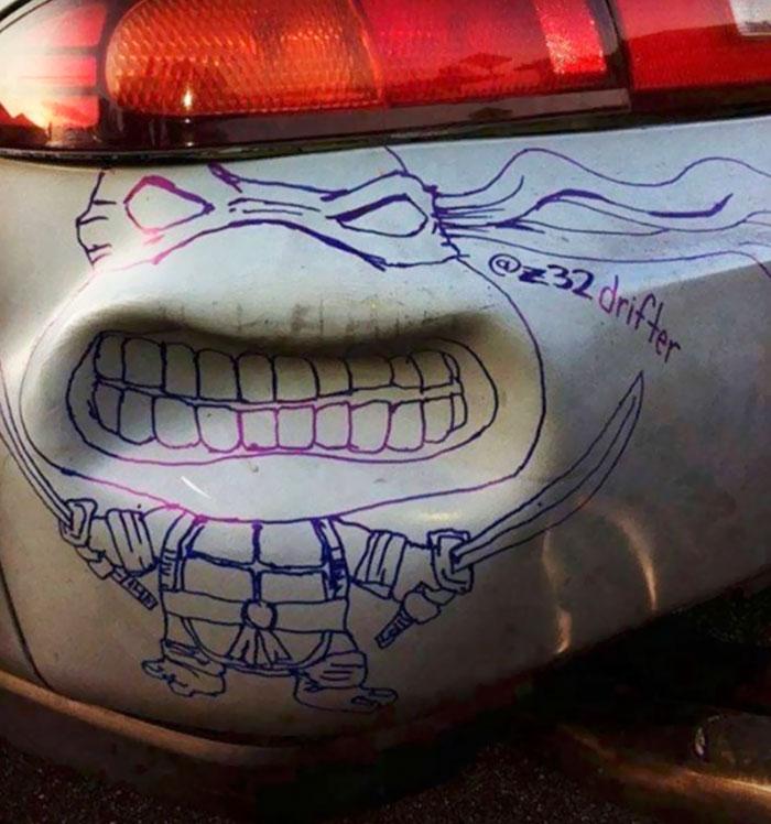 The Proper Way To Fix A Dent