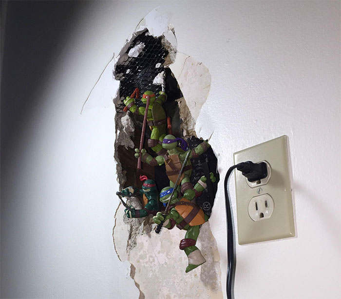 40 Genius People Who Fixed Broken Stuff Instead Of Throwing It Away
