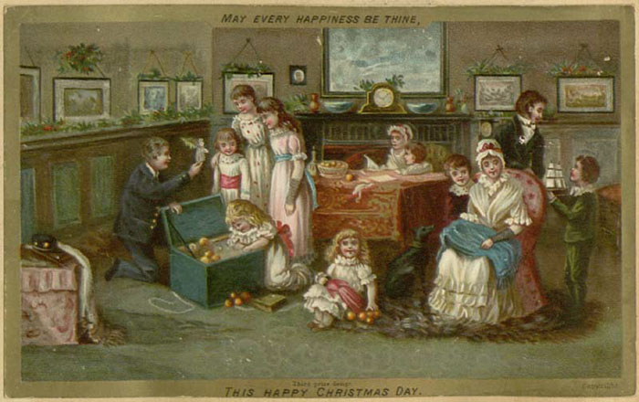 May Every Happiness Be Thine, This Happy Christmas Day