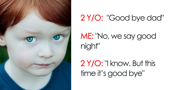 10+ Of The Creepiest Things Kids Have Ever Said To Their Parents