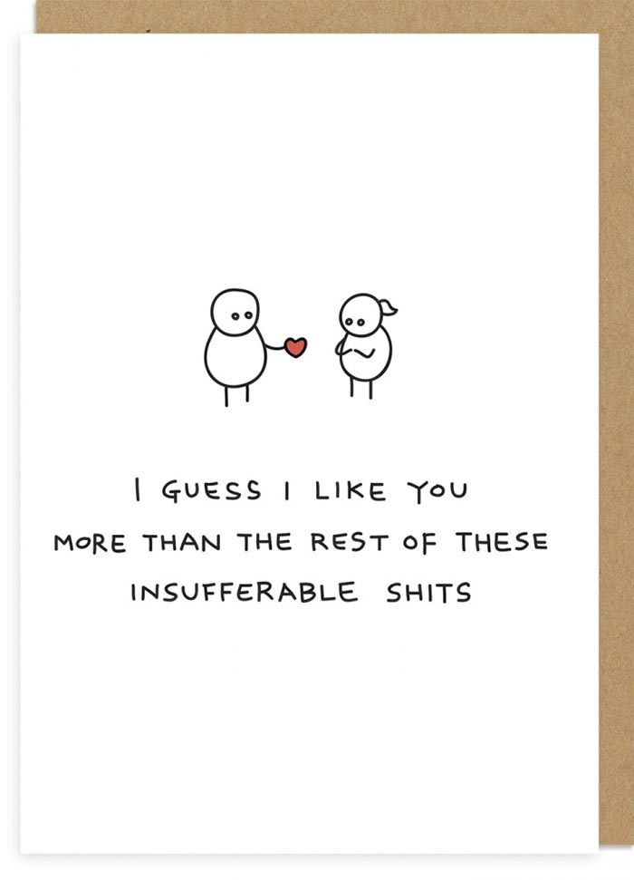 23 Brutally Honest And Inappropriate Greeting Cards For People With