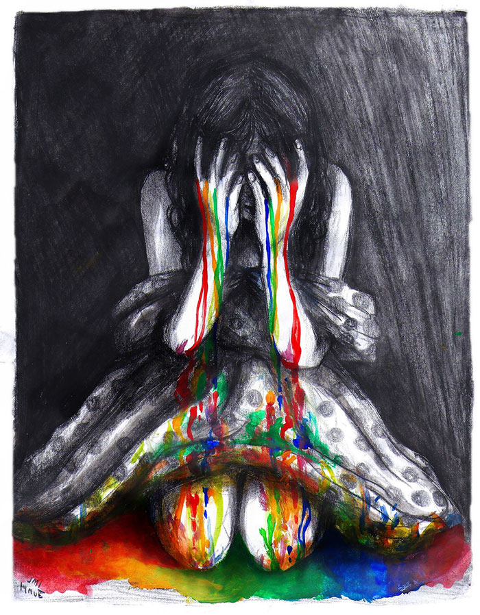 Colorful Depression