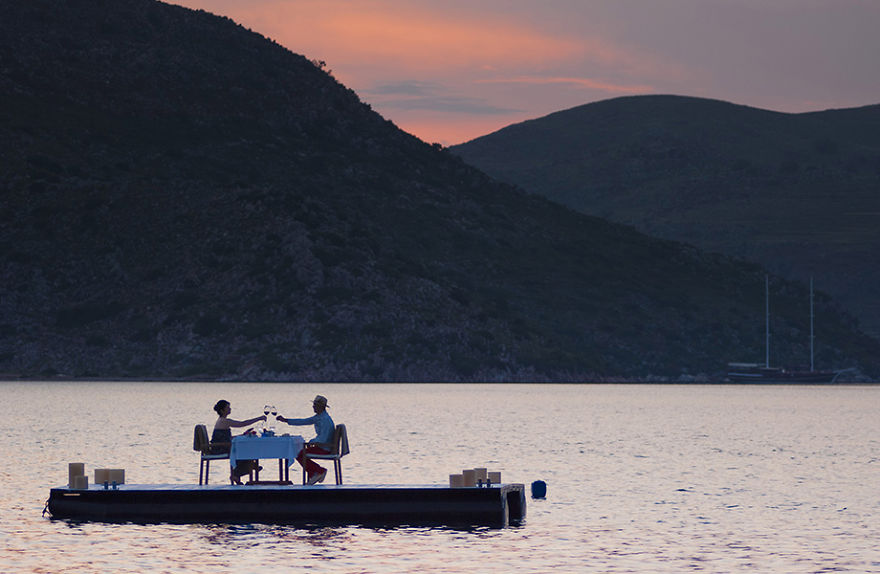 Private Dining On The Water / Marmaris, Turkey