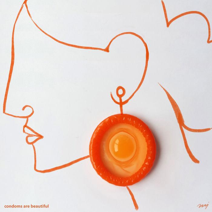 Condoms Are Beautiful
