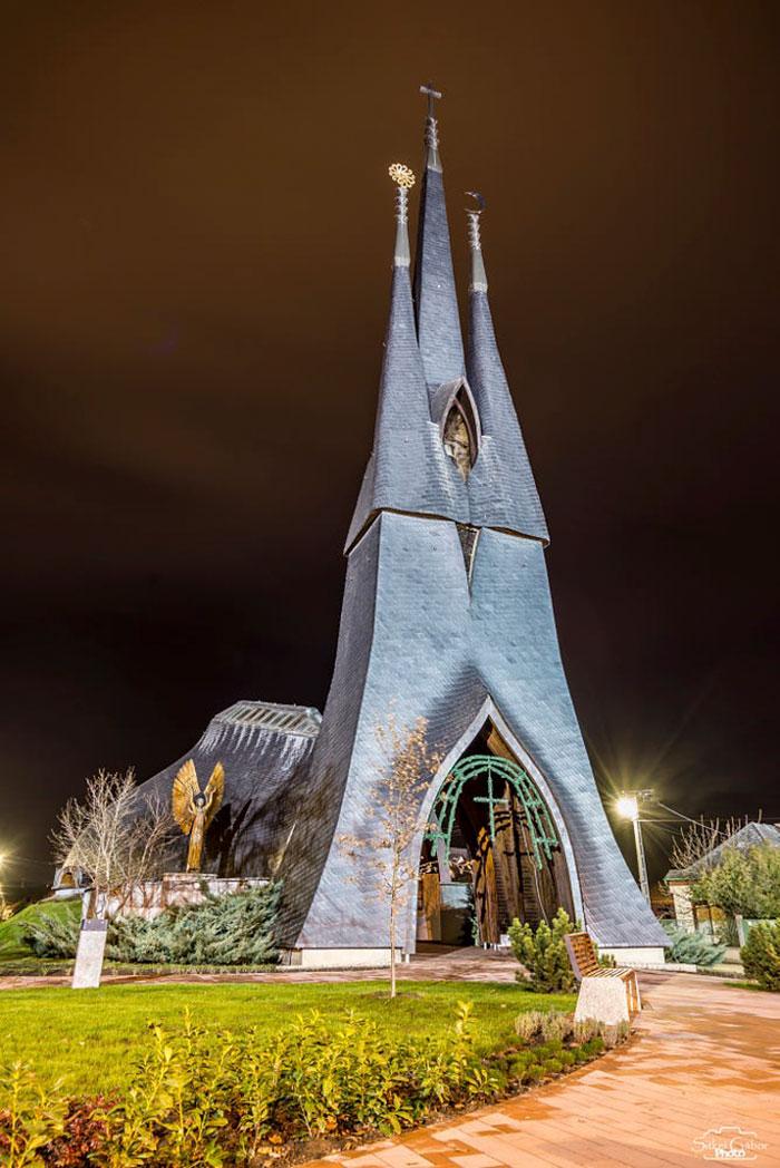 Catholic Church, Paks, Hungary