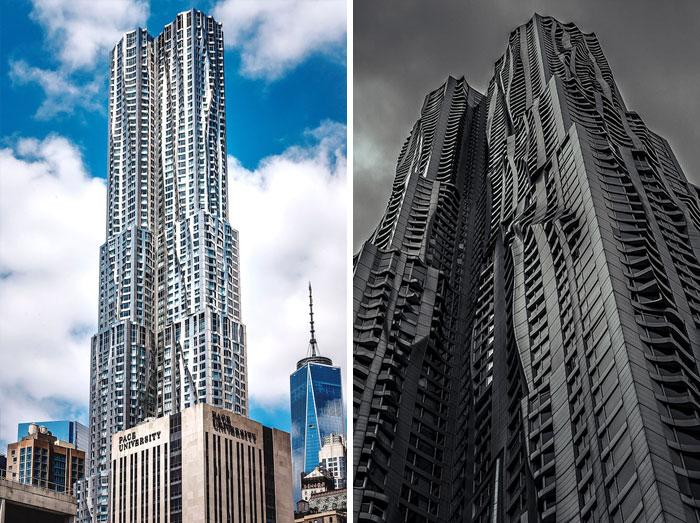 Beekman Tower, New York City, USA