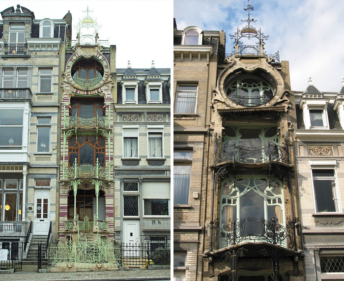Maison St Cyr, Brussels, Belgium