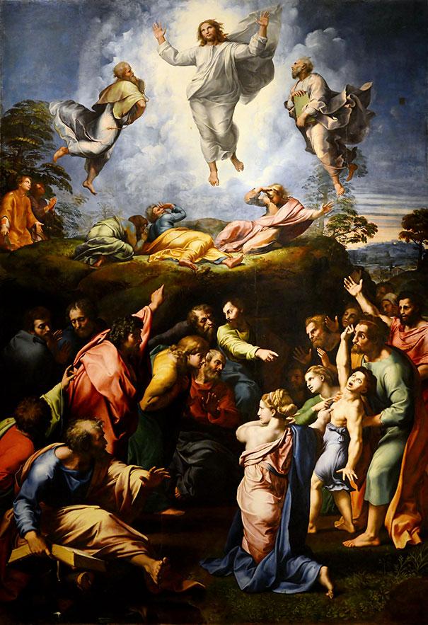 Raphael: The Transfiguration (1520)
