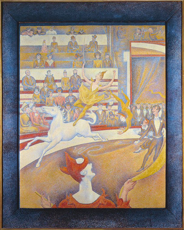 Georges Seurat: The Circus (1891)