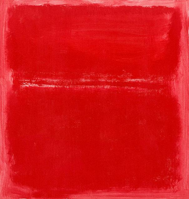 Mark Rothko: Untitled (1970)
