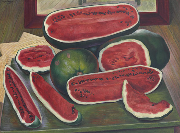 Diego Rivera: The Watermelons (1957)