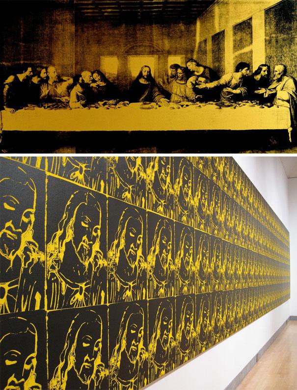 Andy Warhol: Last Supper (1986)