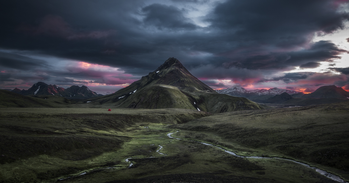 My Two-Month Journey In Iceland, Hitchhiking, Camping And Photographing The Most Serene Landscapes I've Ever Seen