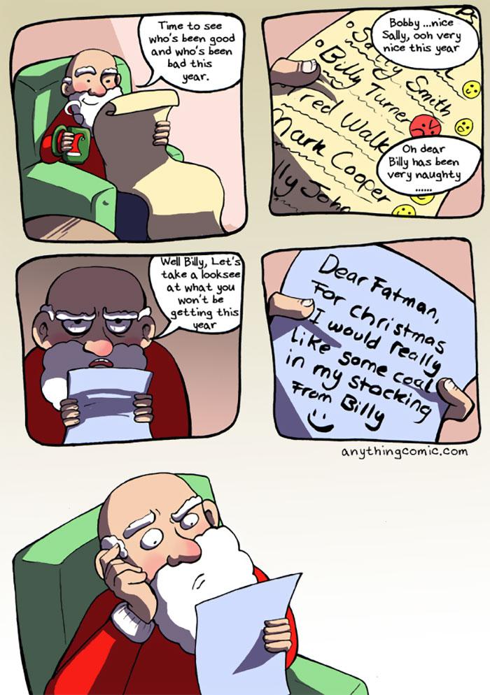 Christmas Comics