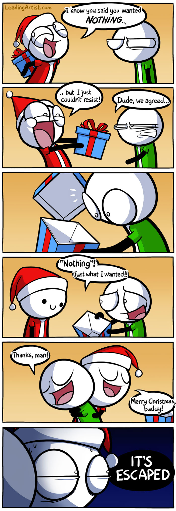 50 Of The Funniest Christmas Comics | Bored Panda