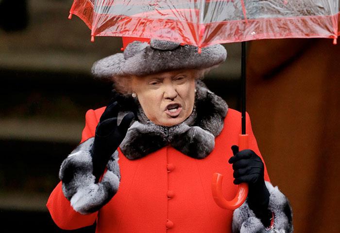 Trump Queen