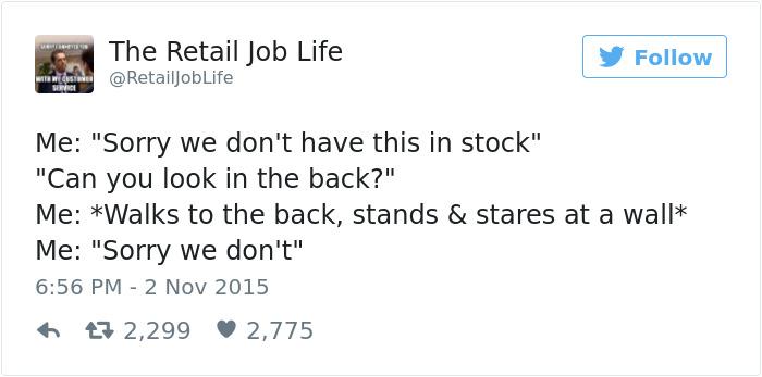 Job Problems