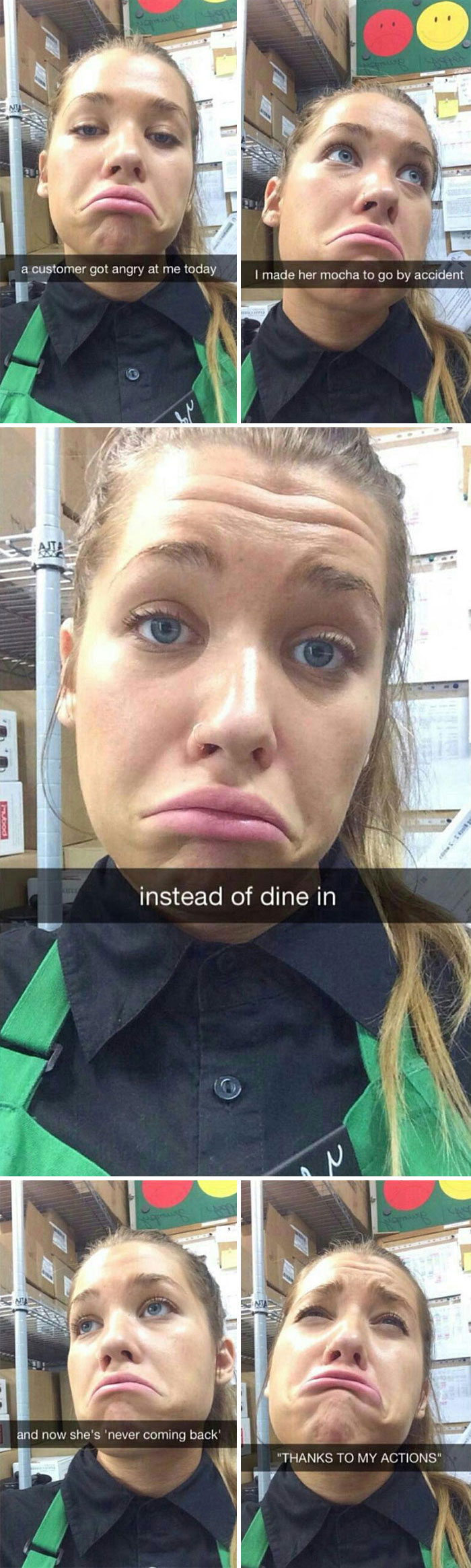 hilarious posts about working in customer service you shouldn job problems
