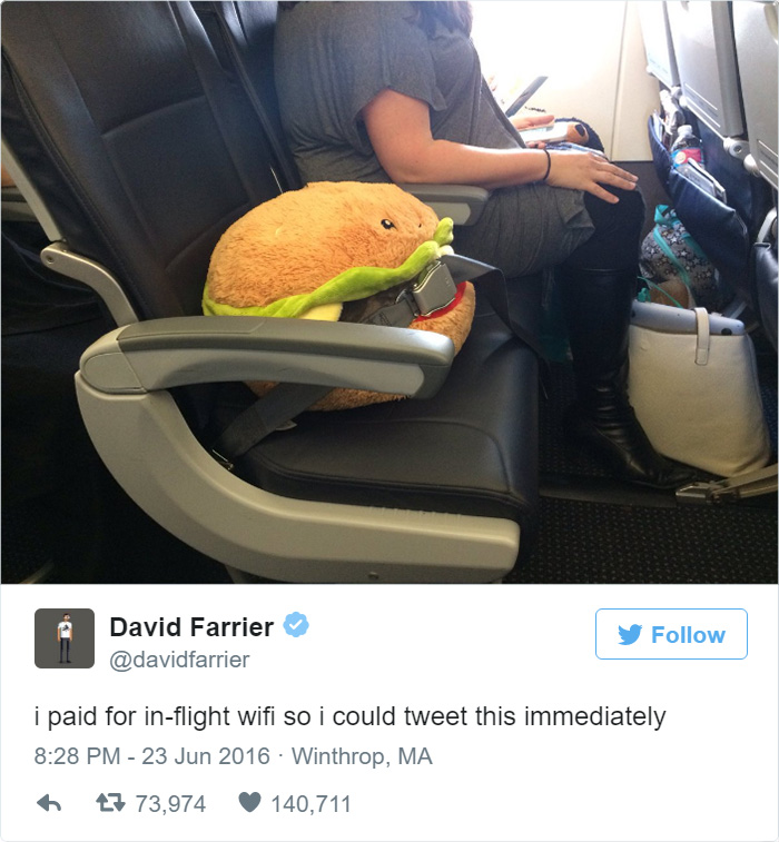 funny plane travelling tweets 21 585a544ab43cf__700 10 of the funniest things that have ever happened on a plane,Funny Plane Pictures Images