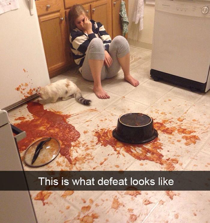 Snapchat Fail