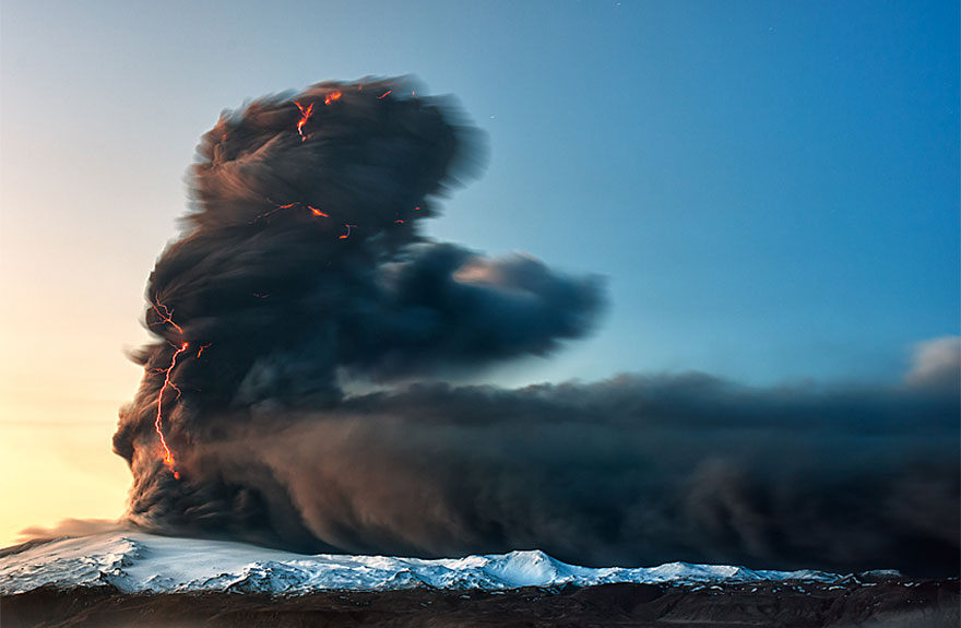 The 2010 Eruption Of Eyjafjallajökull