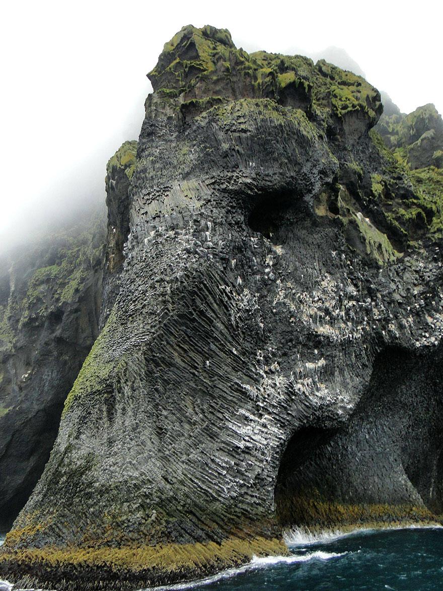 Elephant Rock, Heimaey