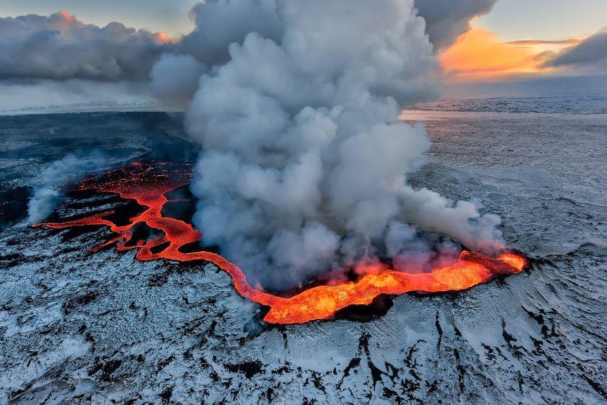 Holuhraun Eruption
