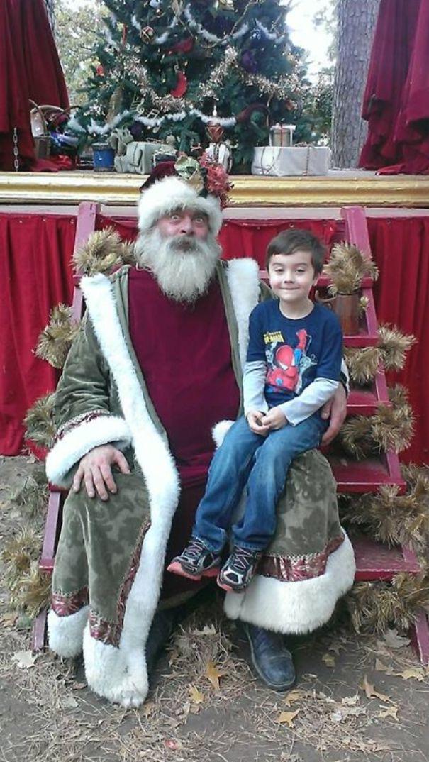 Duck Dynasty Santa