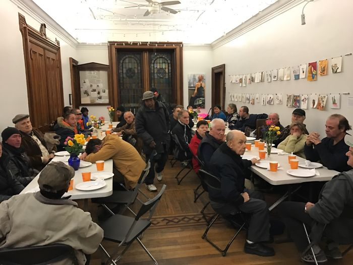 Greenpoint Reformed Church Gourmet Soup Kitchen & Food Pantry
