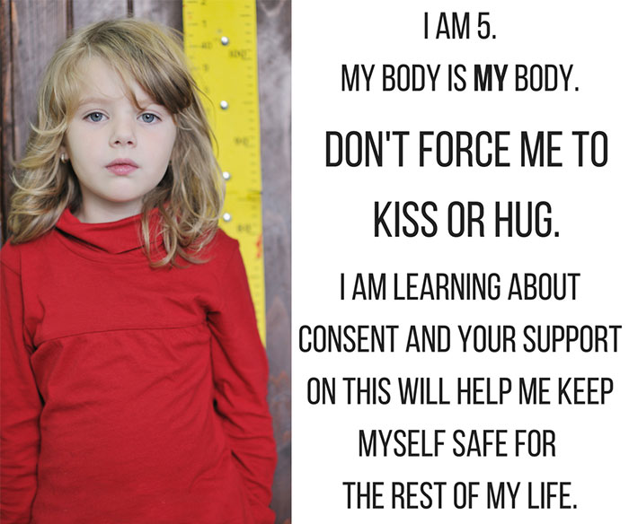 Everybody Needs To See This Controversial Viral Meme About Children And Consent