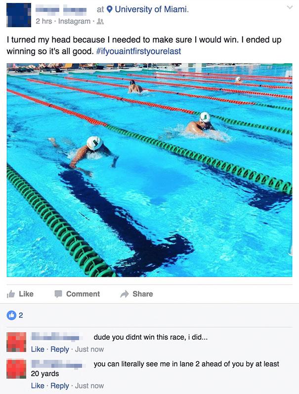 Liar Exposed On Social Media