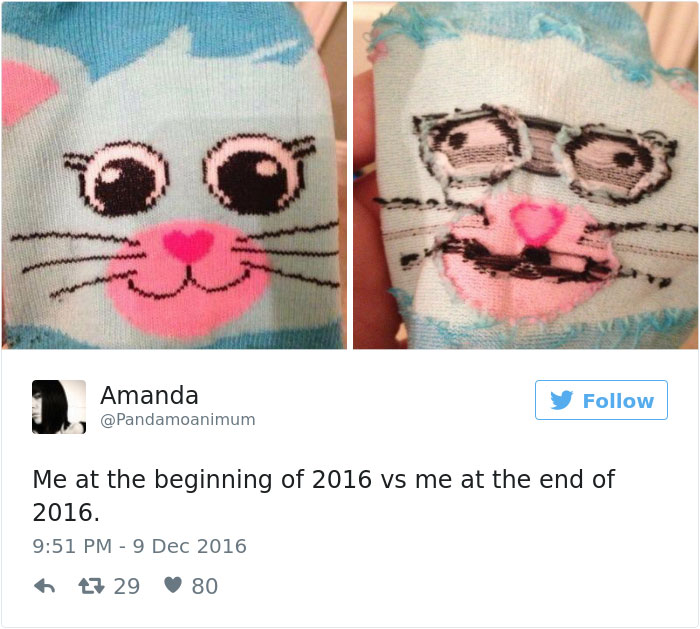 Image result for me at the beginning of 2016 meme