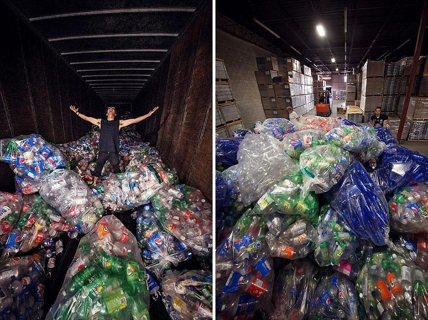 morské panny-nenávidieť-plast-znečistenie-benjamin-von-wong-1