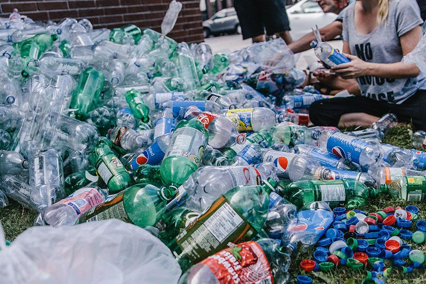 morské panny-nenávidieť-plast-znečistenie-benjamin-von-wong-5