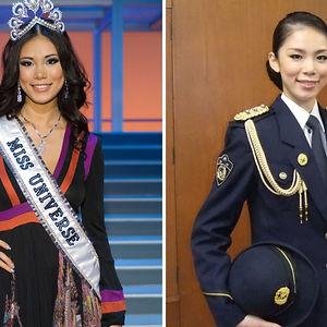 Riyo Mori (Japan), Miss Universe 2007