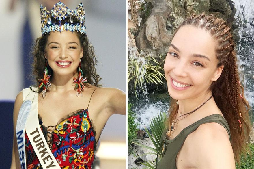 Azra Akin (Turkey), Miss World 2002