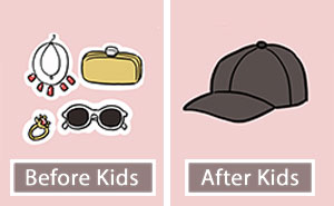 Before & After Kids Comics Reveal How You Begin To Look Like A Mom