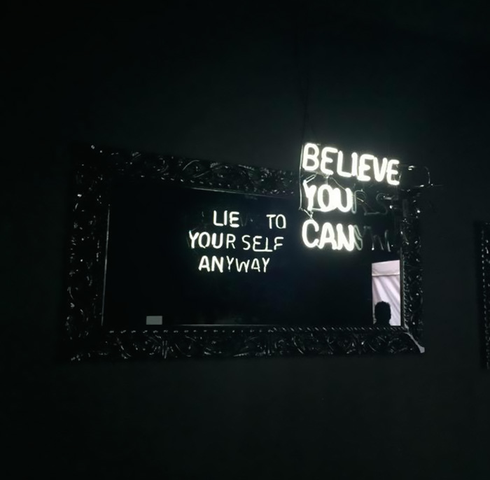Believe You Can/Lie To Yourself Anyway