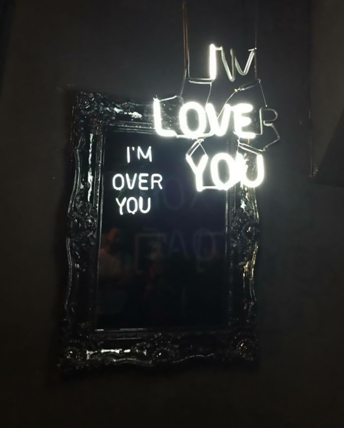I Love You/I'm Over You