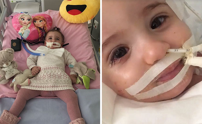 One-Year-Old Wakes Up From Medical Induced Coma Just Before Being Taken Off Life Support