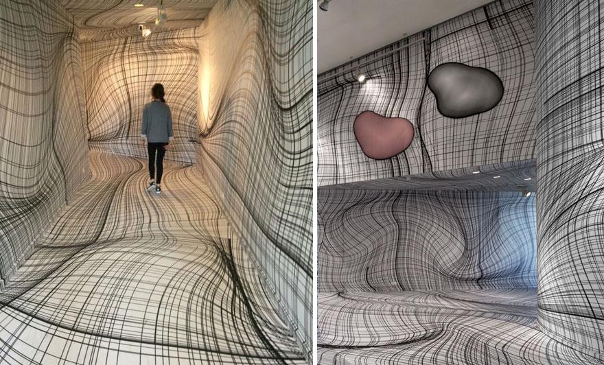 optical-illusion-wall-art-peter-kogler-13