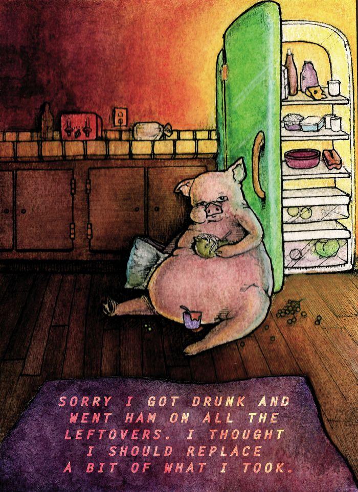Ham Sorry