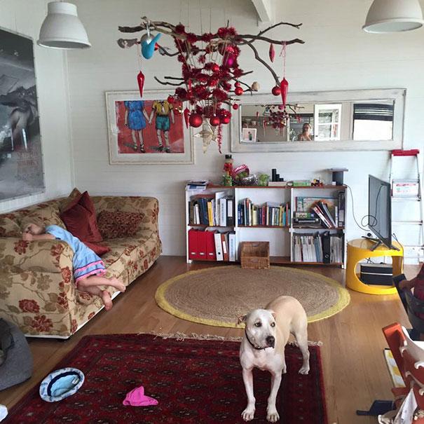 Baby And Dog Proof Christmas Tree