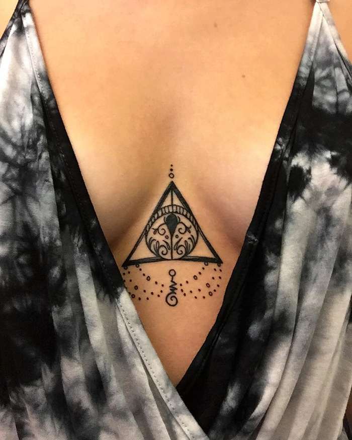 74 Subtle Harry Potter Tattoos Only True Potterheads Will Understand