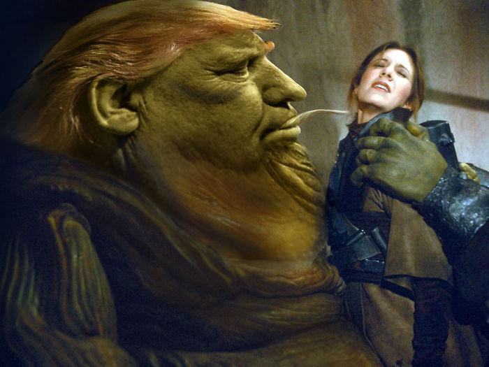 Trump The Hutt